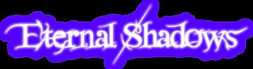 Eternal Shadows Schriftzug