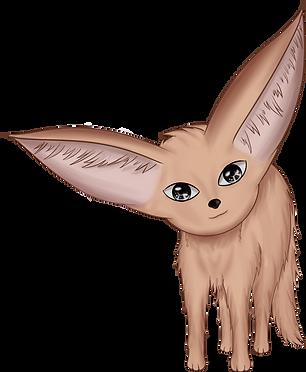 Vulpec Fennek Melody