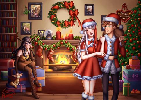 Weihnachten 2020 | Postkarte