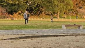 ボードゲーム!子ども達vsスタッフ  公園遊び!