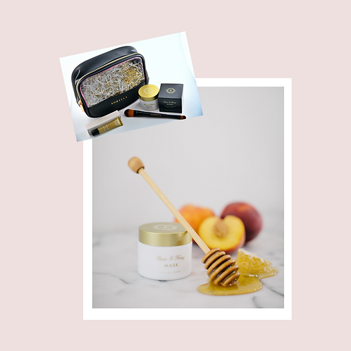 What a Peach Mask Collection Gift Set