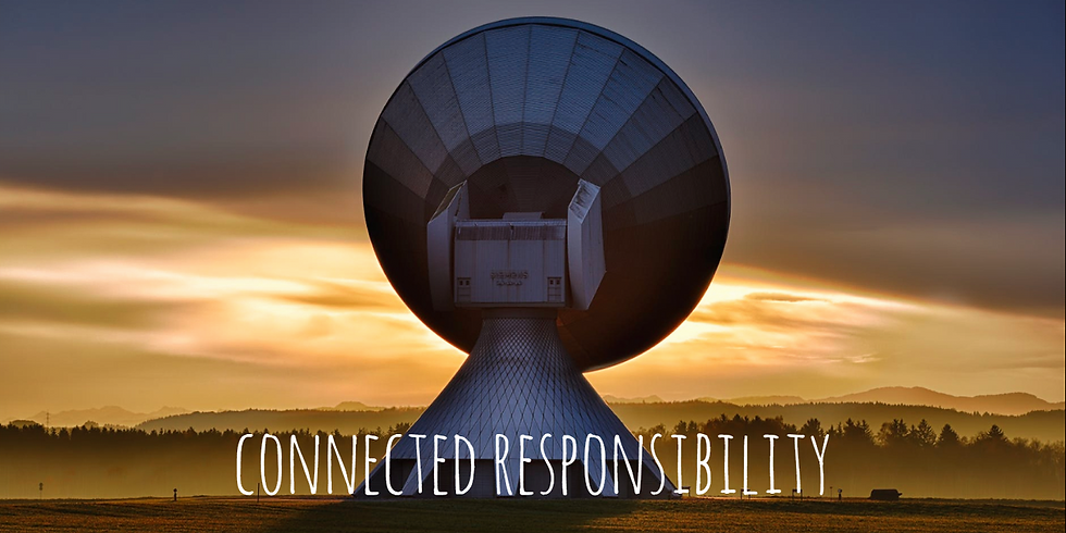 Connected Responsibility - leading remote teams