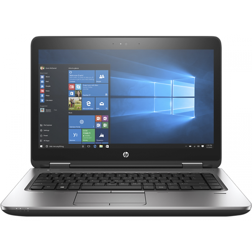 HP 640- Intel i3 2.4Ghz, 8GB Mem, 320GB, 1-Yr Warranty | Used