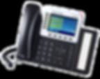 Business Telephone Handset