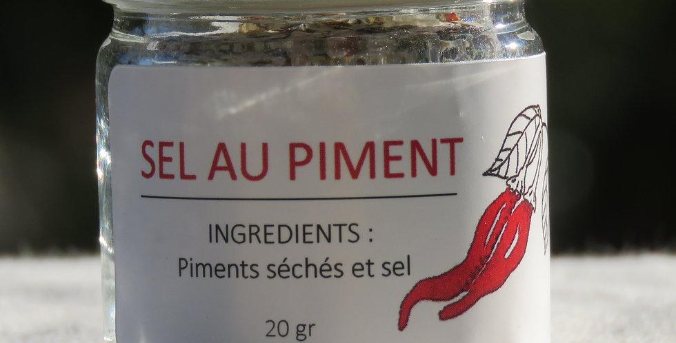 Sel au piment