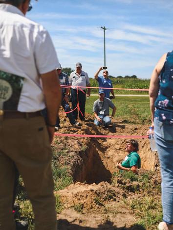 Soil Pit Demonstration