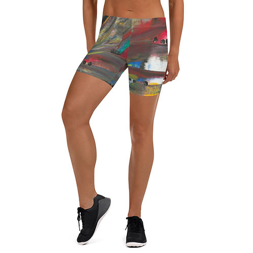 Cynthia Verna's Painting on your Shorts!