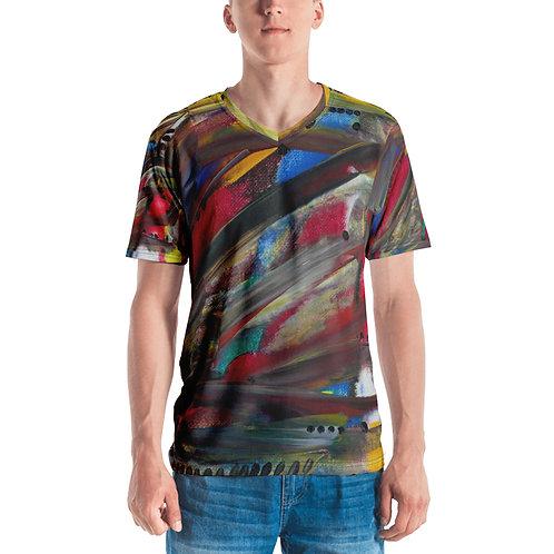Cynthia Verna Painting on your Men's T-shirt