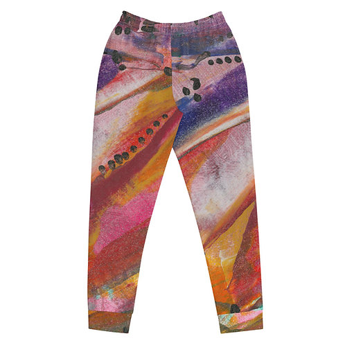 Cynthia Verna's painting on your Women's Jogger !