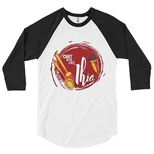 3/4 sleeve raglan shirt CWCT
