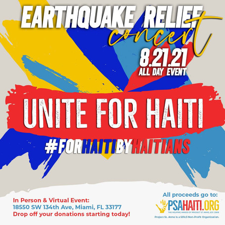 For Haiti by Haitians