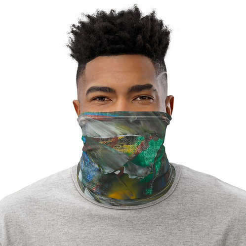 Cynthia Verna's Painting on your Neck Gaiter !