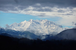 Monte Rosa view from Ticino
