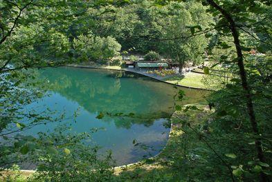 Fishing & Swimming at Lago di Astano