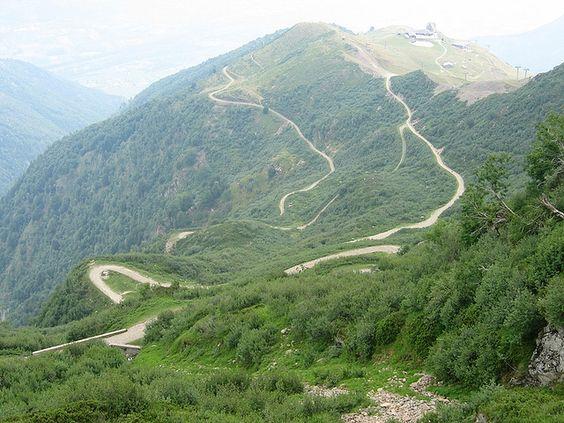 Trails: Mt. Tamaro to Mt. Lema