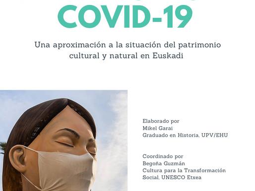 Patrimonio y COVID-19. Una aproximación a la situación en Euskadi