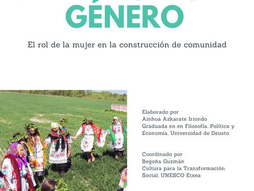 Nueva publicación Ondare Up! La mujer en la construcción de comunidad