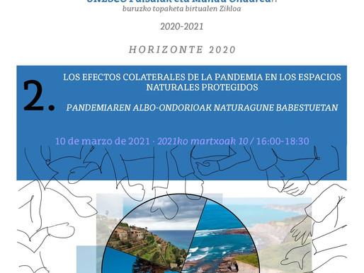 """Mikel Garai presenta """"Patrimonio y COVID-19"""" en evento online de Cátedra UNESCO Paisajes Culturales"""