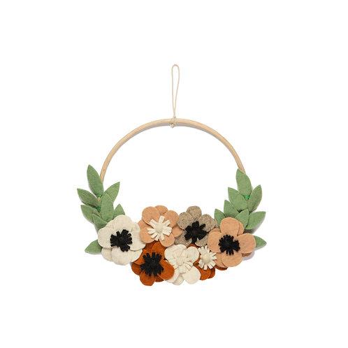 Flower Hoop (Floral)