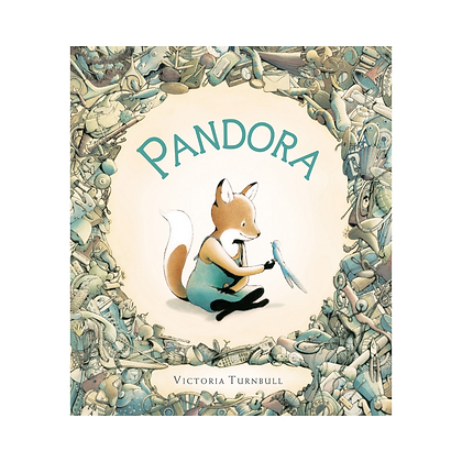 Pandora - A Story About Hope And Humanity (Paperback)