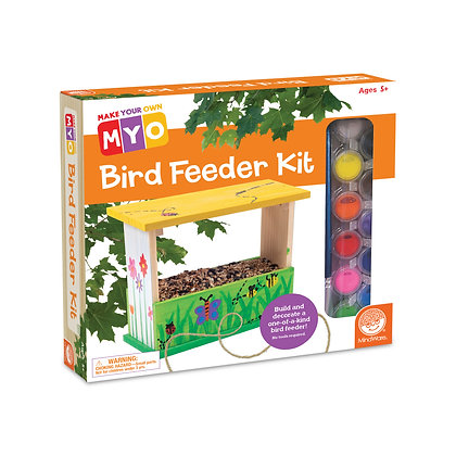 Make Your Own: Bird Feeder Kit