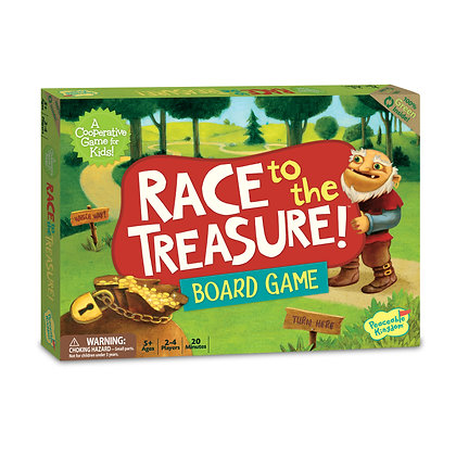 Race to the Treasure! The Race is On!