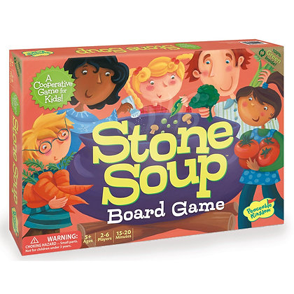 [Xmas] Stone Soup: A Spicy Memory-Matching Game!