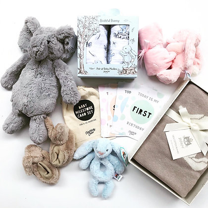 Jellycat New Born Hamper (Extra Large) - Mix & Match