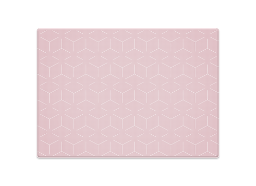 Signatur Rosa Play Mat (Generös 200 x 140cm)