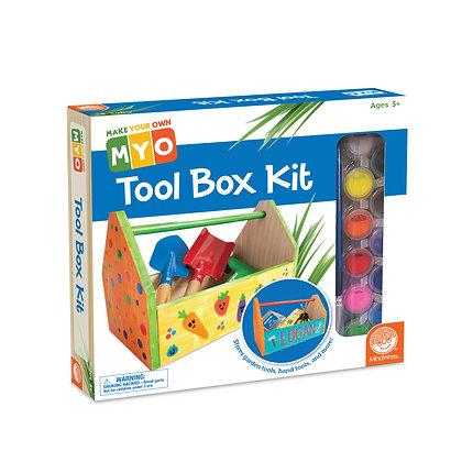 Make Your Own: Garden Tool Box