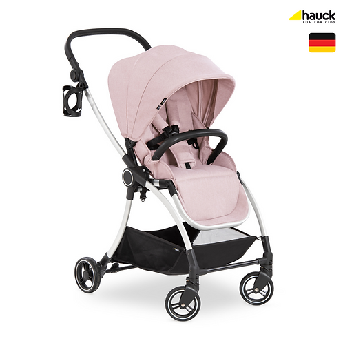 Eagle 4S Colibri Stroller (Pink): Lightweight, Travel System, Reversible