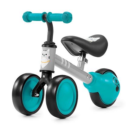 [Xmas] Cutie Mini Balance Bike & Ride-On Toy (Teal)