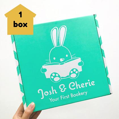 Stay Home Book Bundle Sale (1 Box)