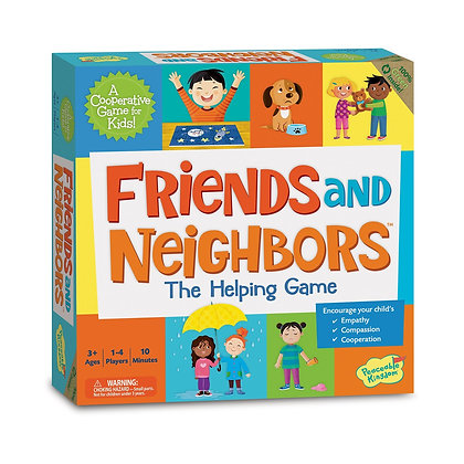 [Xmas] Friends & Neighbours: The Helping Game