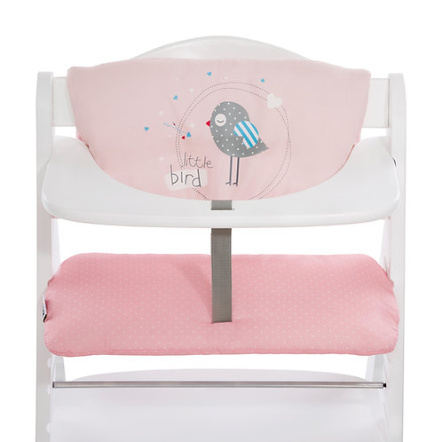 Highchair Cushion Deluxe For Alpha+ (Nature Pink)