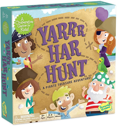 [Xmas] Yarrr-Har-Hunt: A Pirate Treasure Adventure Cooperative Game