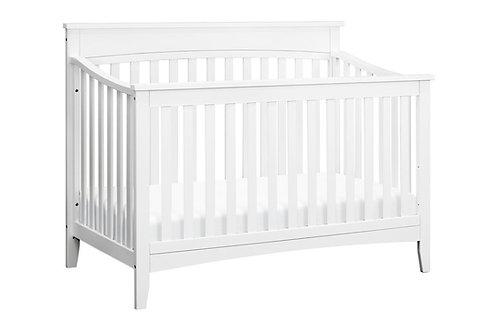 Grove 3-in-1 Convertible Crib (White)