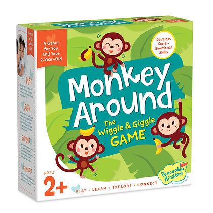 Monkey Around: The Wiggle & Giggle Game