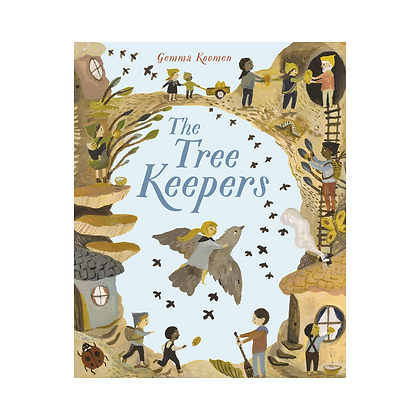 The Tree Keepers: Flock - The Power Of Friendship, Confidence And Self-Esteem
