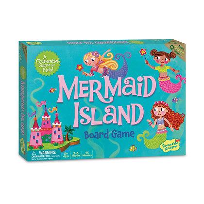 Mermaid Island: An Underwater Game of Adventure!
