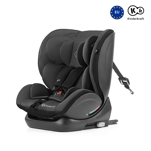 [Showroom Piece] MyWay Child Safety Seat with Isofix (Birth-36kg)(Black)