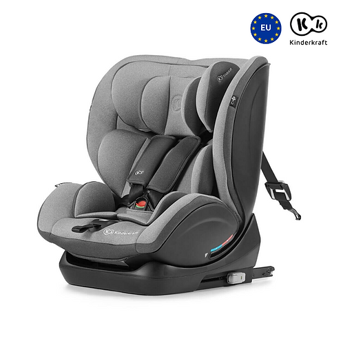 MyWay Child Safety Seat with Isofix (Birth-36kg)(Grey)