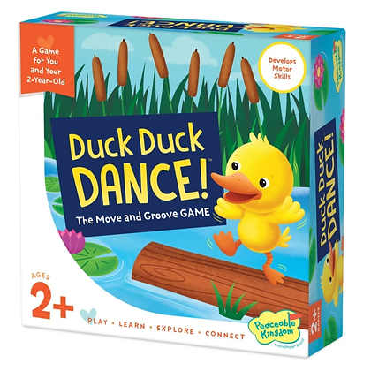 [Xmas] Duck Duck Dance: The Move & Groove Game