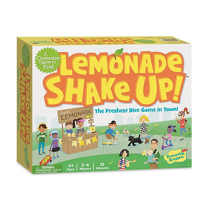 [Xmas] Lemonade Shake Up: The Freshest Dice Game in Town