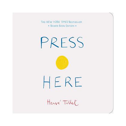 Press Here (Board Book)