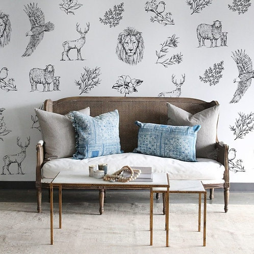 Wildheart Wall Decal
