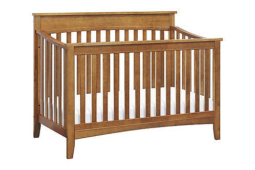 Grove 3-in-1 Convertible Crib (Chestnut)