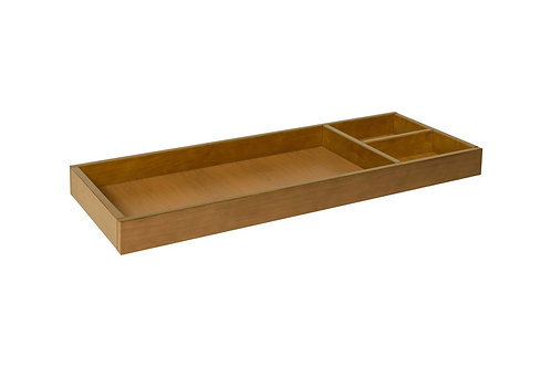 Universal Wide Removable Changing Tray For DaVinci (Chestnut)