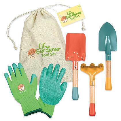 Lil' Gardener Tool Set