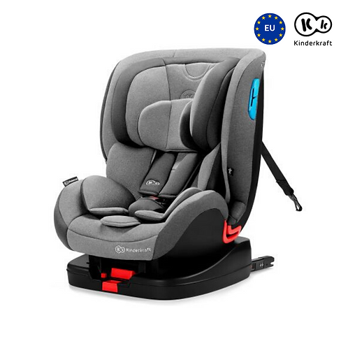 Vado Child Safety Seat with Isofix (Birth-25kg)
